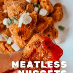 Looking for the perfect vegetarian chicken tenders recipe? Well these meatless chicken tenders are exactly what you're looking for because not only are they easy to make, taste delicious, and also vegan!